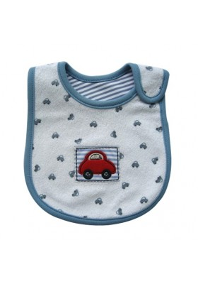 Carter's Bib - Little Car