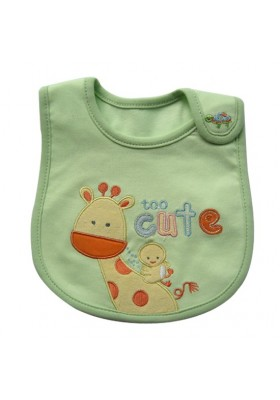 Carter's Bib - Cute Giraffe