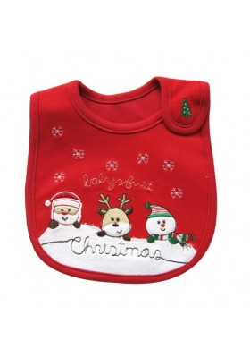 Carter's Bib - Christmas