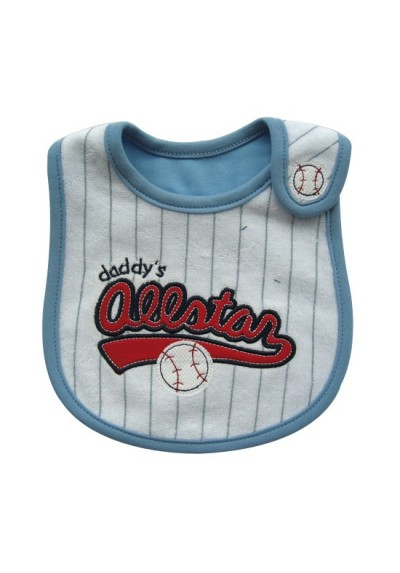 Carter's Bib -All Star
