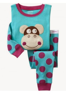 BabyGap Pyjamas 2T to 7T Monkey
