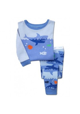 BabyGap Pyjamas 6T Blue Shark
