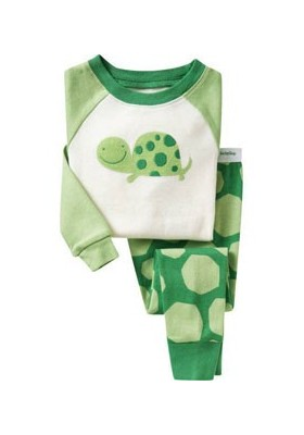 BabyGap Pyjamas 2T to 7T Turtle