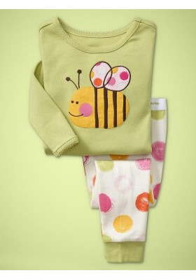 BabyGap Pyjamas 2T to 7T Cute Bee