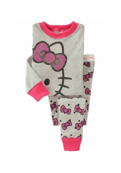 BabyGap Pyjamas 2T to 7T Kitty Grey