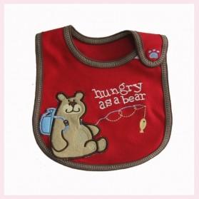 Carter's Bib - Hungry as a Bear