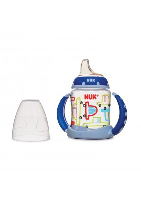 NUK Learner Cup Silicone Boy Car 5 oz 150ml