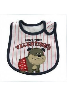 Carter's Bib - Hungry as a Bear
