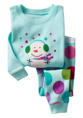 BabyGap Pyjamas 2T to 7T Snowman