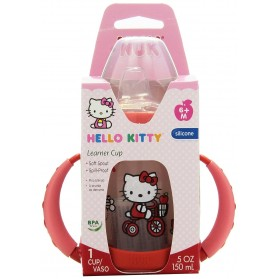 NUK Hello Kitty Silicone Spout Learner Cup 5 oz