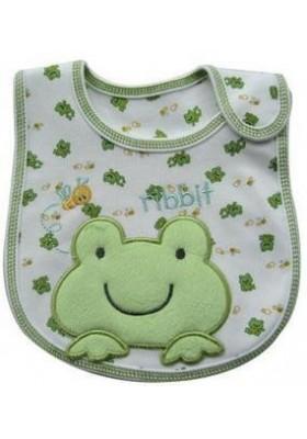 Carter's Bib -Little Frog