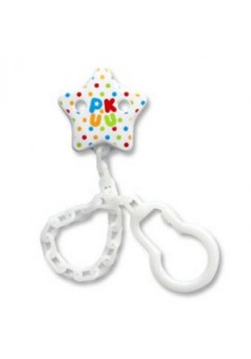 PUKU Pacifier Chain - Star