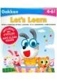Let's Learn (Gakken Workbooks)351 Stickers 4-6Years[Paperback]