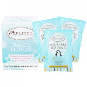 Autumnz - Reusable Ice Pack 3 pcs 310g/pc