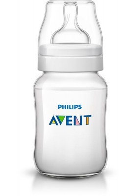Philips Avent Classic + Plus Bottles 9oz / 260 ml Loose Pack England