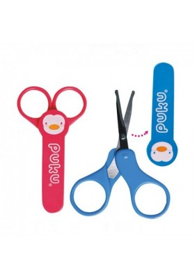 PUKU Baby Safety Scissors Blue/Pink
