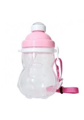 PUKU PP Drinking Bottle 500ml Pink