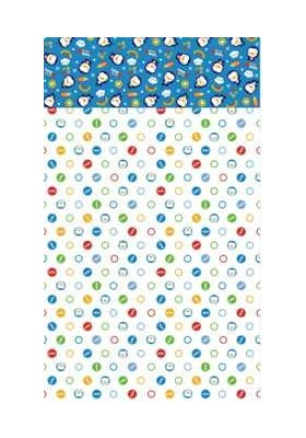 "PUKU Playpen Fitted Crib Sheet (48""x28""x4"")"