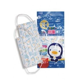 PUKU Kid Mouth Mask 6 pcs