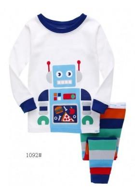 BabyGap Pyjamas 2T to 7T Robot