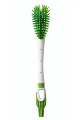 MAM Soft Brush  BPA Free, 100% non-scratch Green / Blue