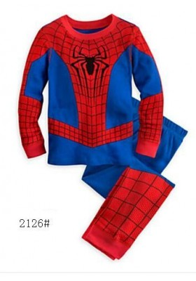 BabyGap Pyjamas 2T to 7T Spiderman 2126