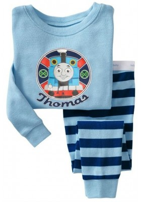 BabyGap Pyjamas 2T to 7T Thomas Train