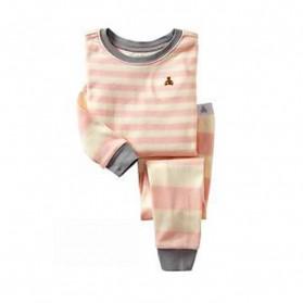 BabyGap Pyjamas 2T to 7T Pink Stripes