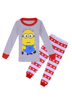 BabyGap Pyjamas 2T to 7T Grey Minion