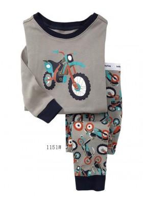BabyGap Pyjamas 2T to 7T MotorBike