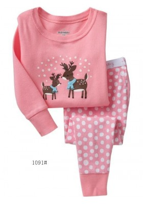 BabyGap/Old Navy Pyjamas 2T to 7T Deer
