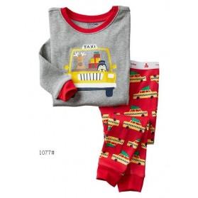 BabyGap Pyjamas 2T to 7T Penguin Taxi