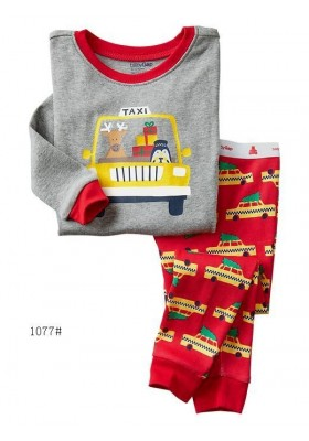 BabyGap Pyjamas 2T to 7T Penguin Taxi