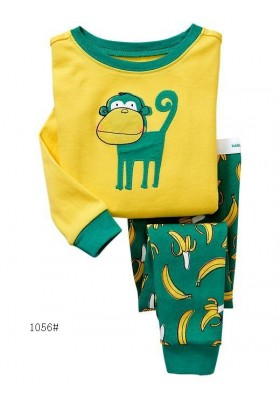 BabyGap Pyjamas 2T to 7T Cute Monkey