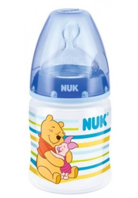 NUK Winnie the Pooh First Choice + 5oz/150ml Bottle