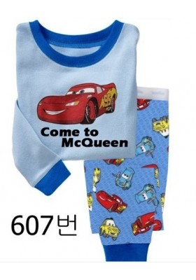 BabyGap Pyjamas 2T to 7T Come to McQueen