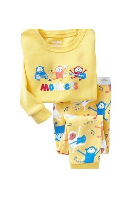 BabyGap Pyjamas 2T to 7T Monkeys