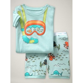 BabyGap Pyjamas Short Sleeve 2T to 7T Diving
