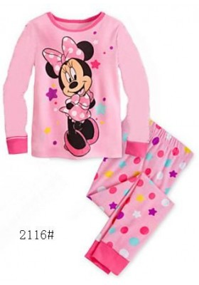 BabyGap Pyjamas 2T to 9T Minnie Pink