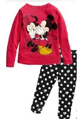 BabyGap Pyjamas 2T to 9T Mickey and Minnie