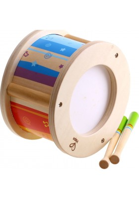 Hape Early Melodies Little Drummer Music Set Wooden Toys 12 months and up