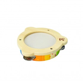 Hape Mr. Tambourine Wooden Toys 12 months and up