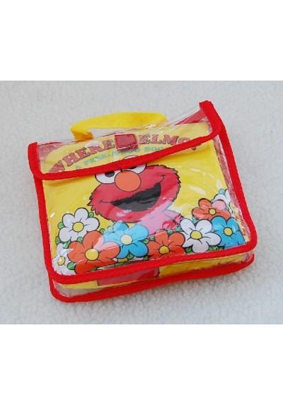 Soft Play Where's Elmo Cloth Book