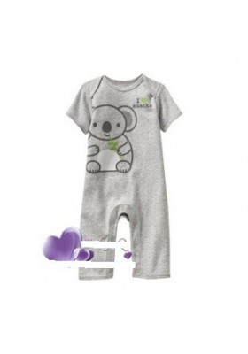 Old Navy Koala Bear Romper 3-6m