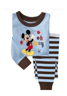BabyGap Pyjamas 2T to 7T Mickey Oh Boy