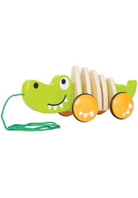 Hape Walk-A-Long Crocodile 12 months and up