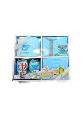 Pigeon Gift Set (Koala) - 0-6m+