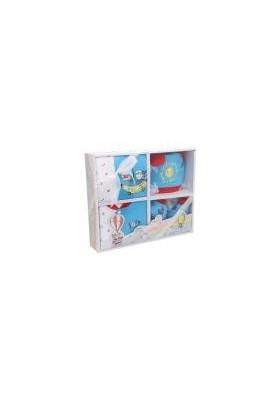 Pigeon Gift Set (Sail & Boat) - 0-6m+