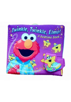 Soft Play Twinkle Twinkle Elmo Cloth Book