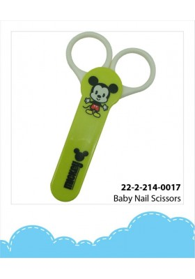 Disney Cuties Baby Nail Scissors
